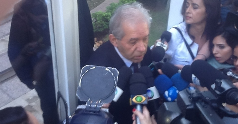 6.mar.2013 - Delegado de Pol&#237;cia, Dr. Itagiba esclarece detalhes da morte de Chor&#227;o