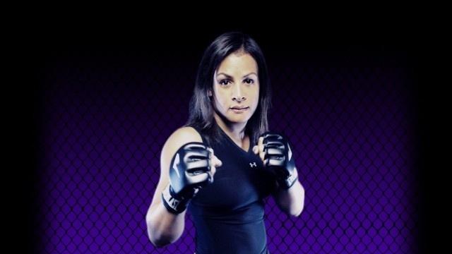 Fallon Fox, lutadora transexual de MMA