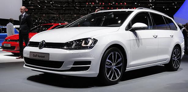 Volkswagen Jetta Variant, ou Golf Variant na Europa: nova plataforma e recheio sofisticado