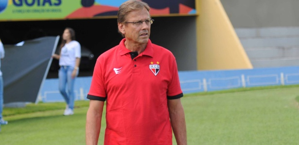 Joelton Godoy/Site oficial do Atltico-GO