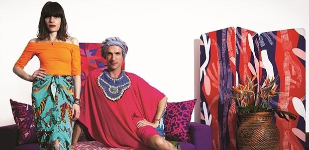 A Neon, dos estilista Dudu Bertholini e Rita Comparato, está entre as grifes que passaram a investir no mercado de vendas online