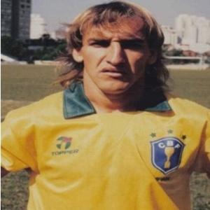 Odair, ex-jogador com passagem pela seleção brasileira