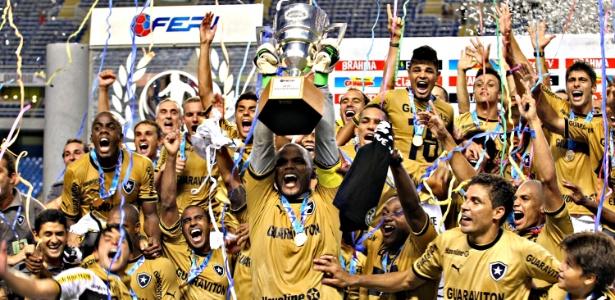 Atual campeão, Botafogo estreia na competição contra o Resende fora de casa
