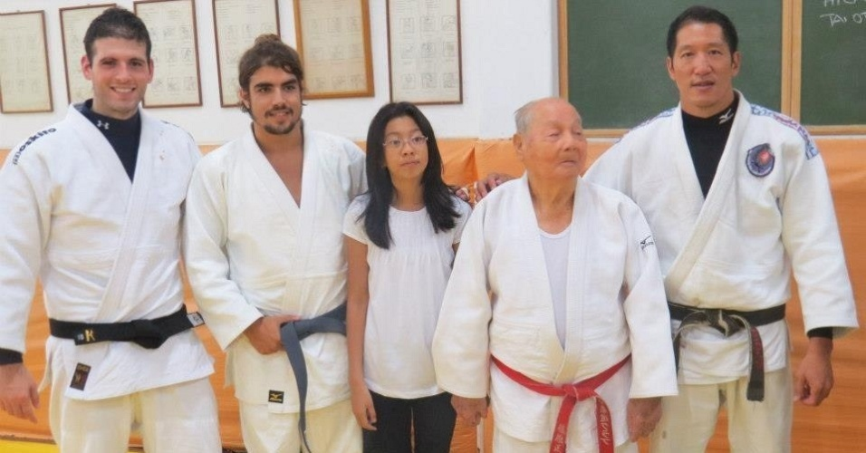 11.mar.2013 - Caio Castro durante treinamento