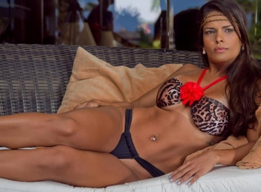 Paloma Gonzalez pode representar o Bahia no Belas da Torcida 2013