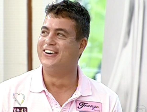 13.03.2013 - Dhomini acredita que a mineira Fernanda vencerá o reality show