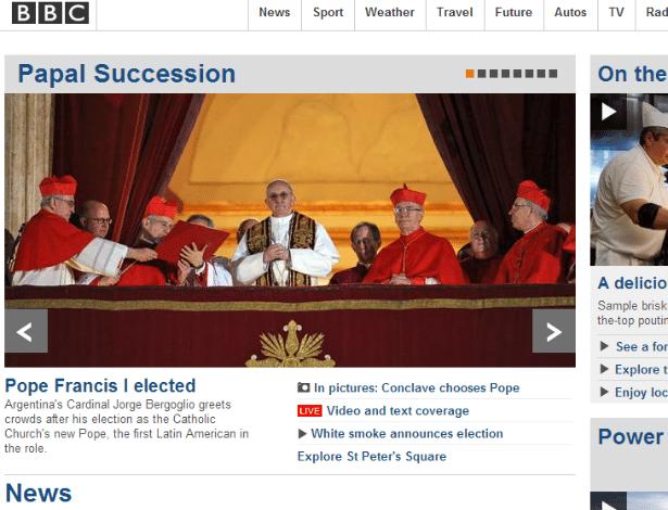 13.mar.2013 - A rede britânica
