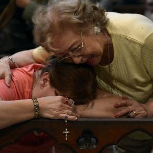 Juan Mabromata/AFP