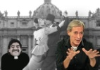 Buemba! Papa argentino! Habemus tango e Maradona! - Arte UOL