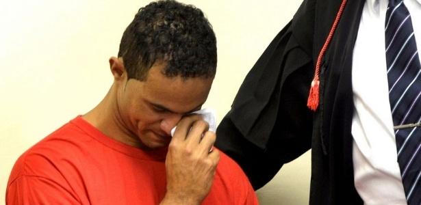 O ex-goleiro Bruno Fernandes, condenado pela morte de Eliza Samudio