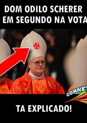 Corneta FC: Sabe por que o papa escolhido não foi o brasileiro?