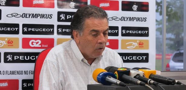 O diretor de futebol Paulo Pelaipe não participou diretamente da contratação de Mano