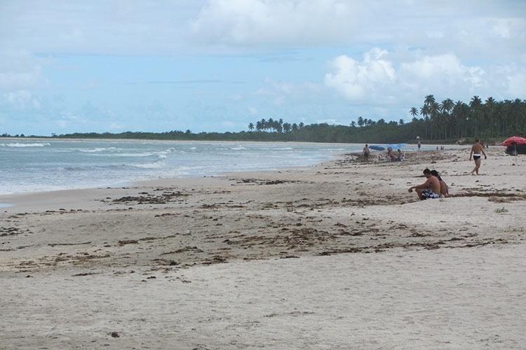 O litoral de Paripueira possui uma das maiores concentrações de recifes de corais do Atlântico sul