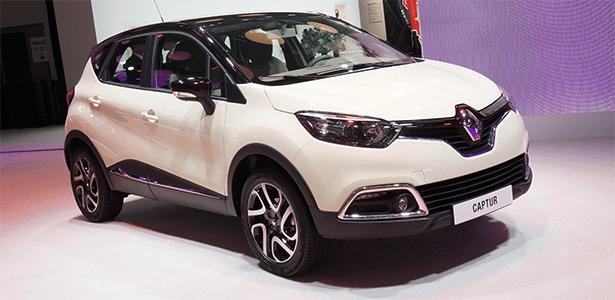 Renault Captur: exterior do crossover baseado no Clio IV é personalizável, e cabine pode ter tablet