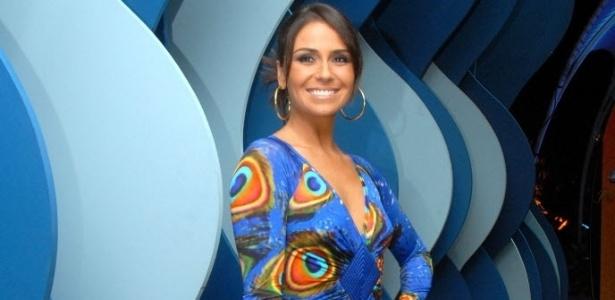 5.set.2008 Giovanna Antonelli posa na festa de lançamento da novela