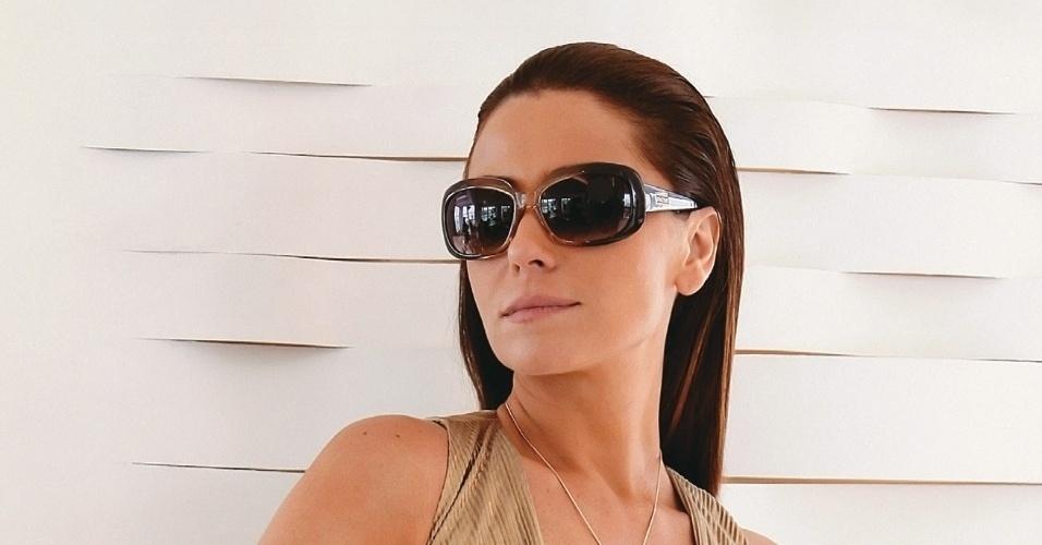 7.nov.2012 Giovanna Antonelli posa para a revista