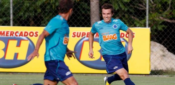 Atacante Dagoberto deve ser poupado no segundo jogo das semifinais do Mineiro