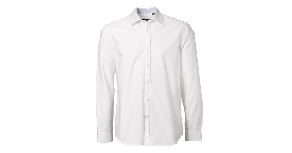 Camisa 100% algodão penteado; R$ 360, na Jeremy Argyle New York (Tel.: 11 3805-3394). Preço pesquisado em março de 2013 e sujeito a alteração