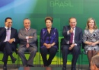 Por sobrevivência, Renan adere a Temer - Roberto Jayme/UOL