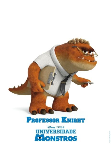 """A Disney Pixar divulgou novo pôster do filme """"Universidade Monstros"""". A animação estreia dia 21 de junho nos Estados Unidos"""