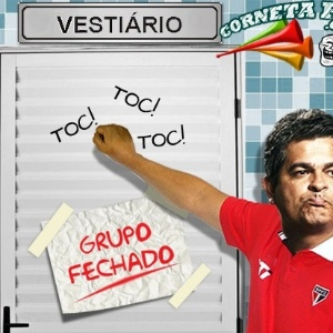 Corneta FC: Ney Franco garante que o grupo tricolor está fechado