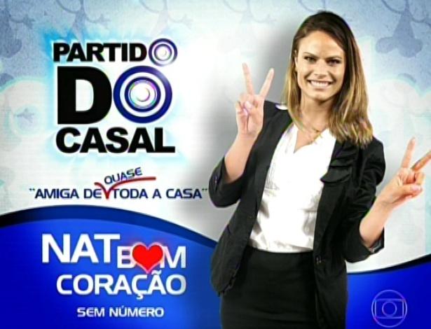 """19.mar.2013 - Edição tira sarro do perfil """"amigo"""" de Natália"""