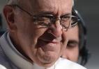 Fé do papa Francisco nasceu na mesma igreja que Carlos Gardel cantava (Foto: Filippo Monteforte/AFP)