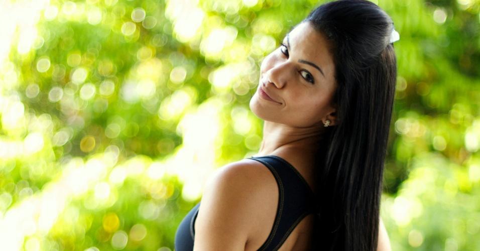 Laura Rocha quer representar o Flamengo no Belas da Torcida 2013