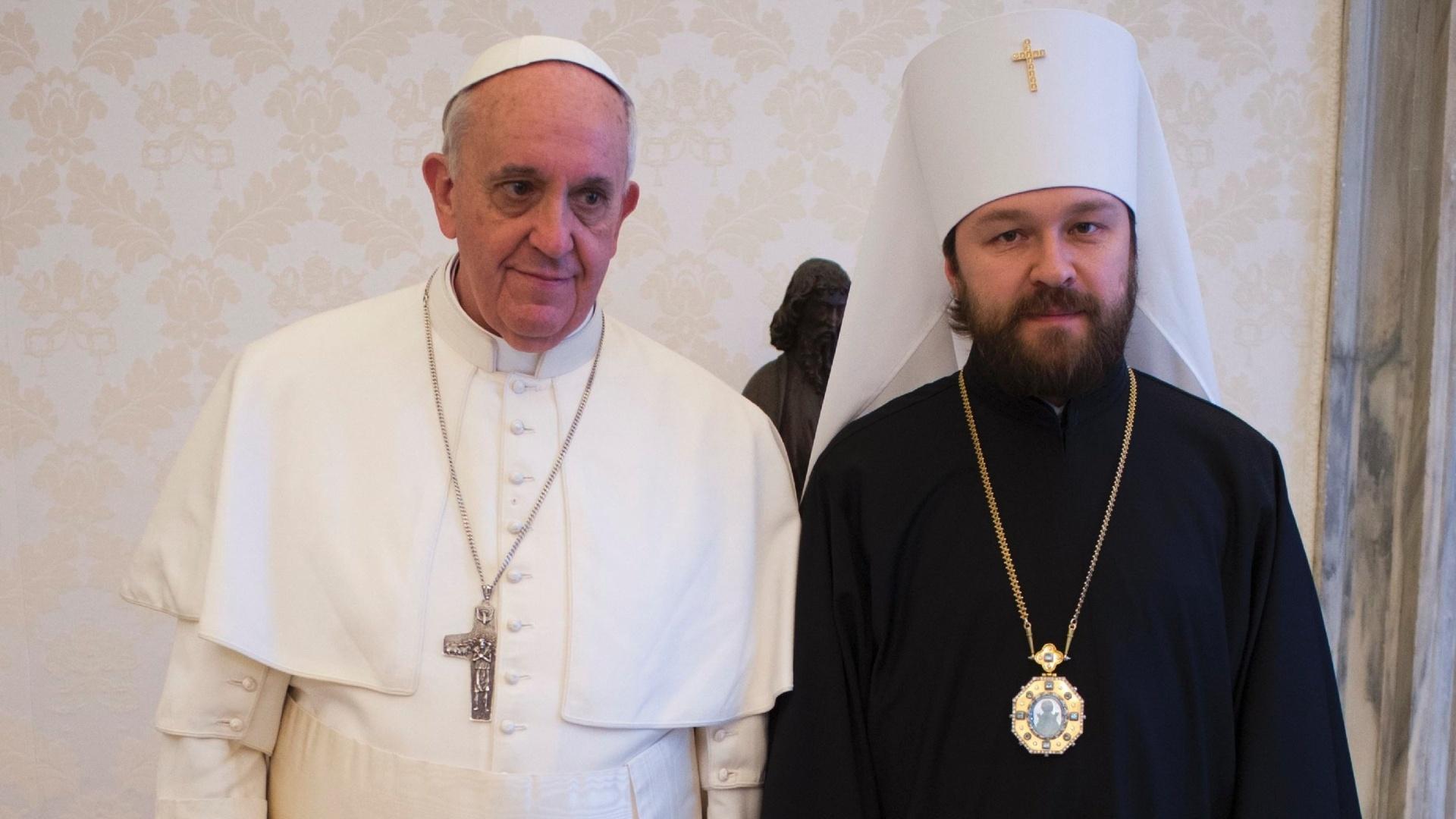 """Ecumenismo Papal: Francisco pede que religiões e os que não têm Igreja se UNAM por """"justiça"""""""