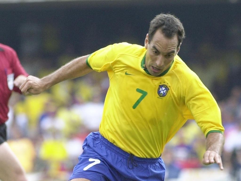 Edmundo foi o camisa 21 no Torneio da França, mas não chegou a entrar em campo