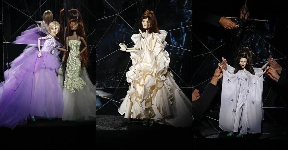 FH troca desfile por show de marionetes (20/03/2013)
