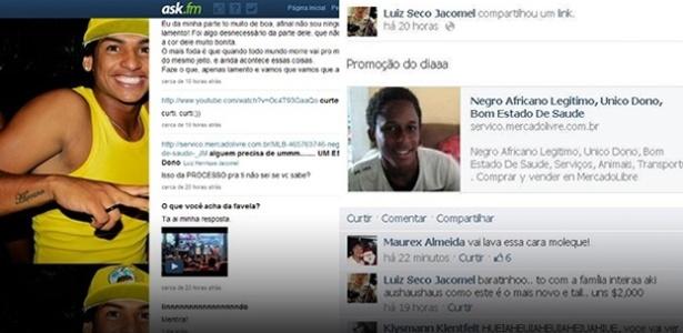 """Anúncio que vende """"negro africano legítimo"""" em bom estado de saúde; caso chegou à polícia no Paraná"""