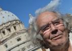 Nobel da Paz diz que papa Francisco não foi cúmplice da ditadura (Foto: Vincenzo Pinto/AFP )