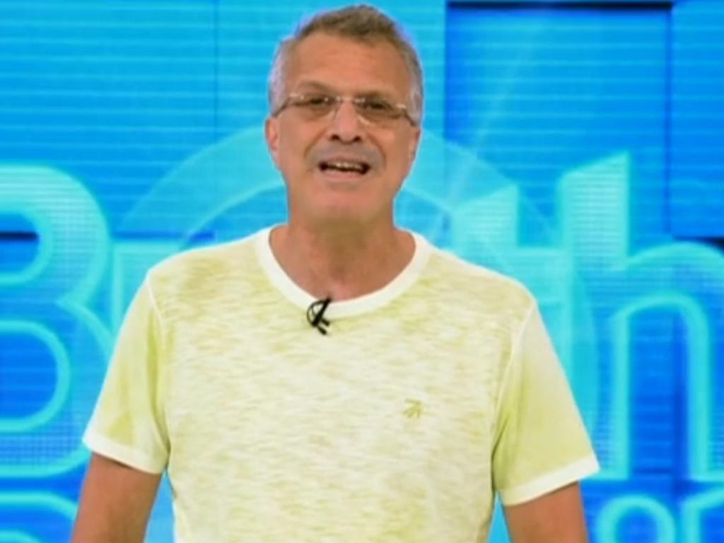 Pedro Bial anuncia novidade em Prova do Líder