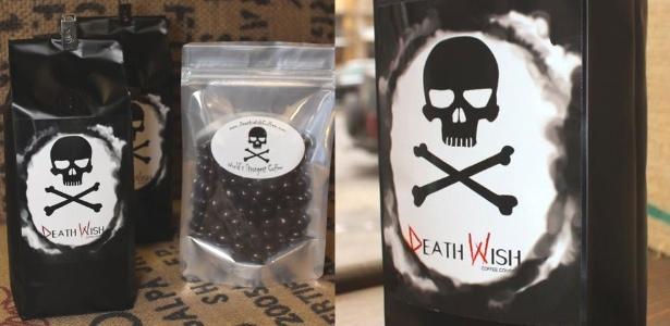 """A embalagem do """"Desejo de Morte"""": de assustar até o sono!"""