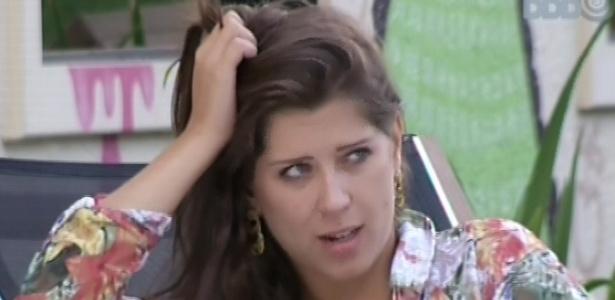 Andressa comenta suas tentativas de participar do reality show