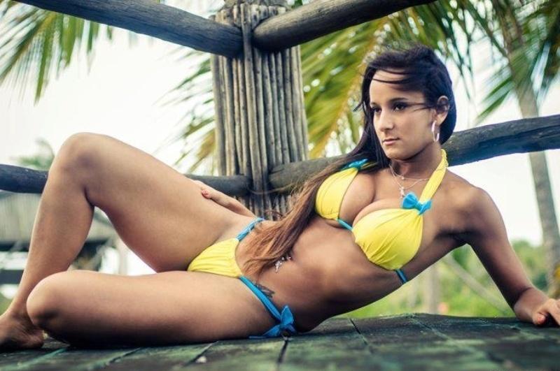 Angélica Vilela se inscreveu para representar o Fortaleza no Belas da Torcida 2013