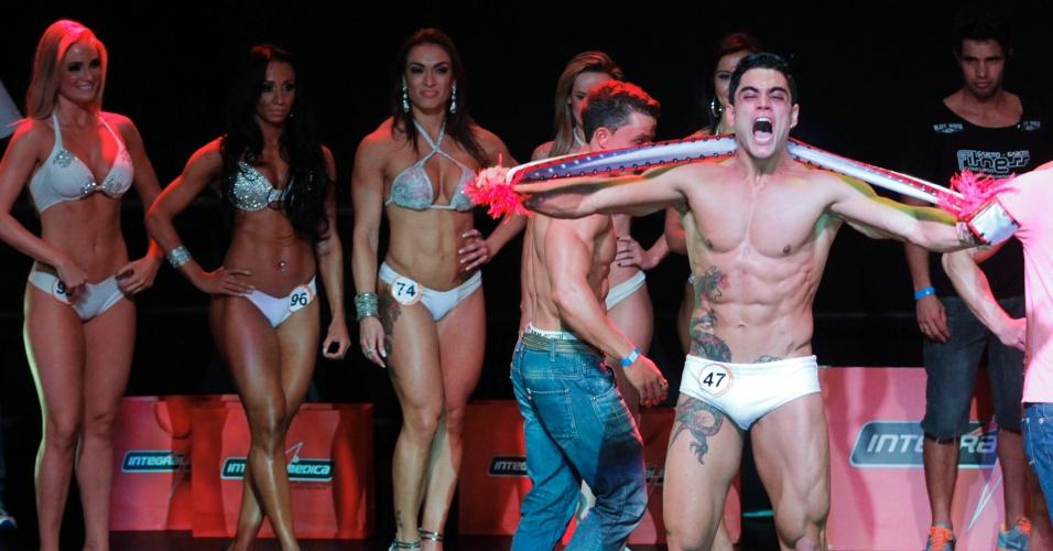 Garoto e Garota Fitness São Paulo 2013
