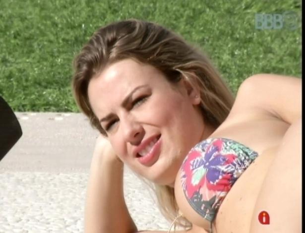 23.mar.2013 - Fernanda conta que sonhou com André