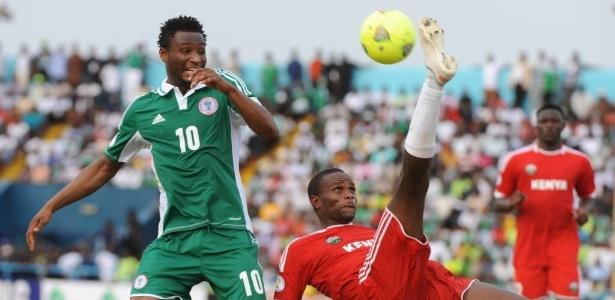 A Fifa divulgou nesta quinta-feira que a seleção nigeriana resolveu seus problemas