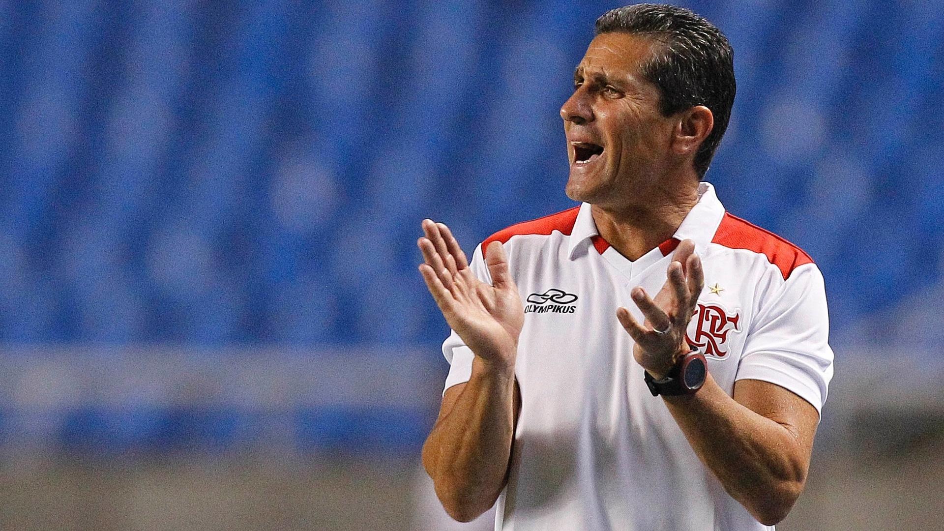Jorginho estreia no Flamengo com um magro empate em 0 a 0 contra o Boa vista