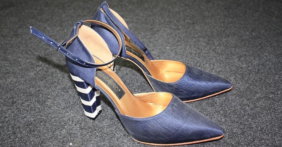Sapatos SPFW Verão 2014 Acquastudio - Fernando Pires