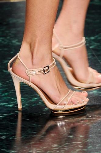 Sapatos SPFW Verão 2014 Água de Coco - Vicenza