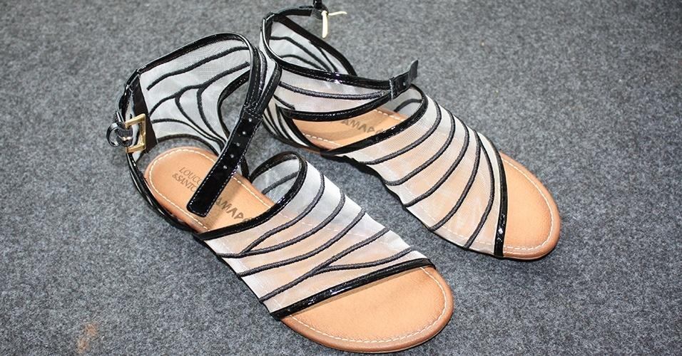 Sapatos SPFW Verão 2014 Amapô - Loucos & Santos