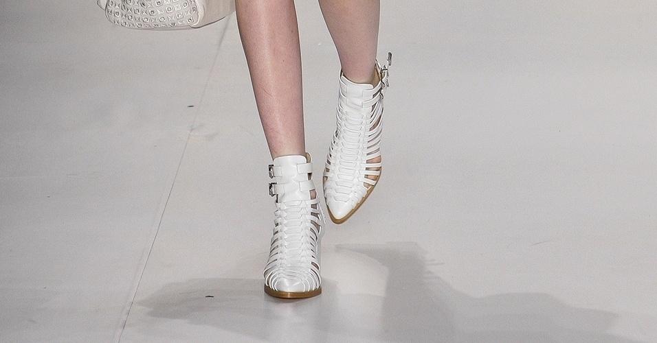 Sapatos SPFW Verão 2014 Colcci