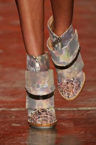 Sapatos SPFW Verão 2014 Ellus