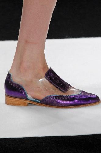 Sapatos SPFW Verão 2014 Fernanda Yamamoto - Masqué