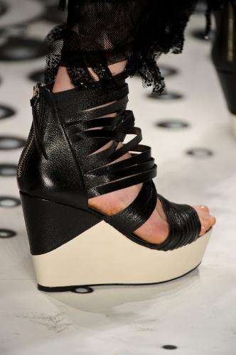 Sapatos SPFW Verão 2014 Juliana Jabour