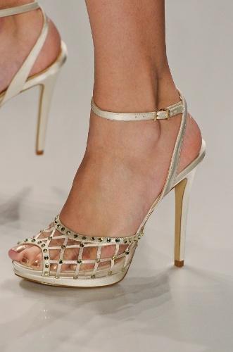 Sapatos SPFW Verão 2014 Samuel Cirnansck - Jorge Bischoff