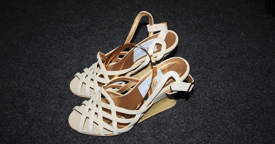 Sapatos SPFW Verão 2014 Têca